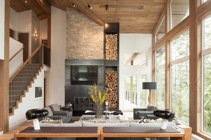 Wohnzimmer renovieren: 100 unikale Ideen! | Kleine wohnung ...