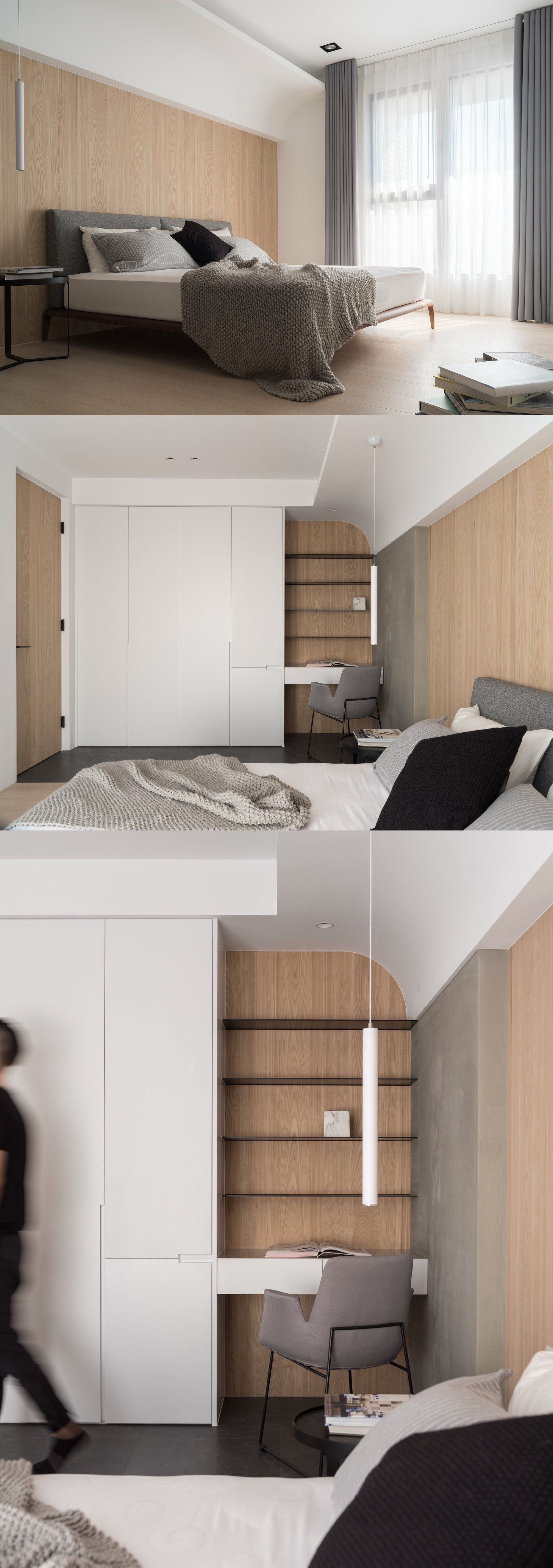 Pin by 張浚澤 on 室 / 臥室 / Bedroom。 Bed, Home decor, Home