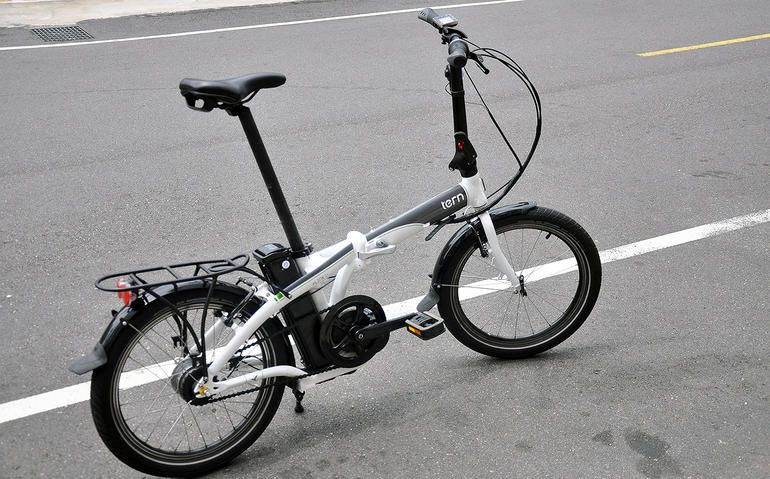 tern looks forward to smarter bikes electric bike news. Black Bedroom Furniture Sets. Home Design Ideas