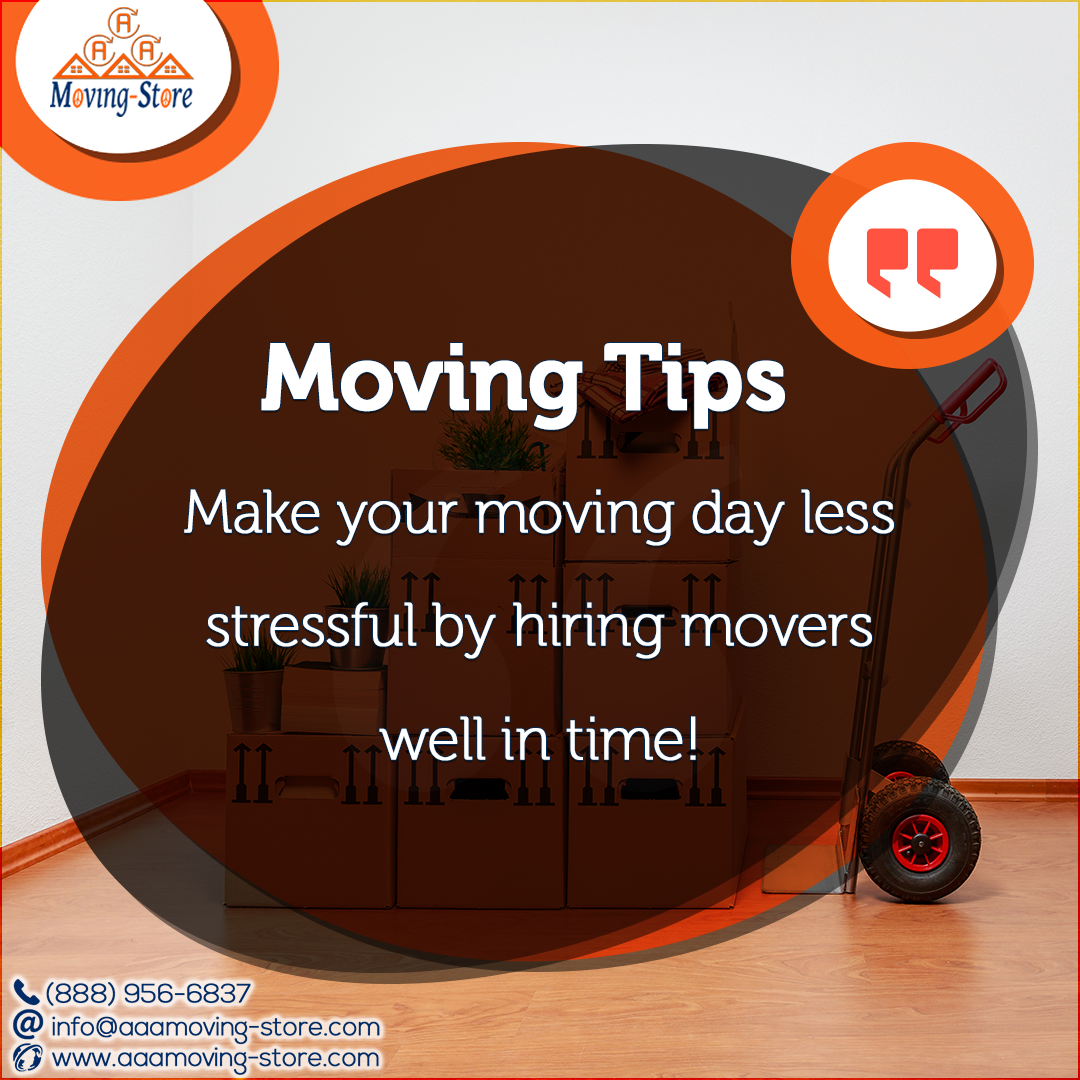Need To Hire A Mover For Your Relocation Make Sure You Moving Company At Least Month In Advance So That Don T Have Encounter Any