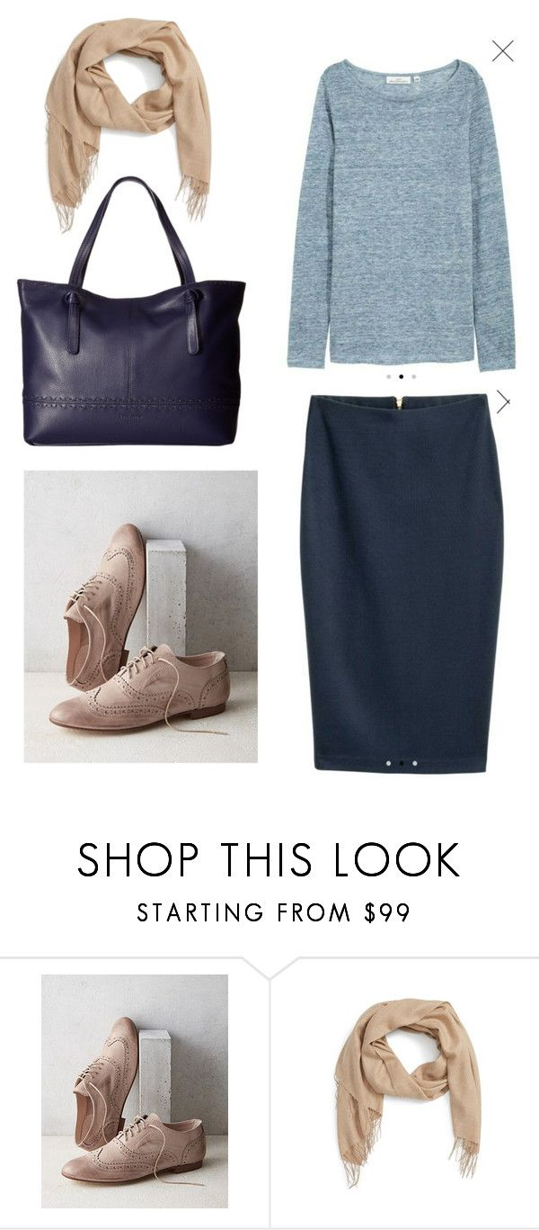 """beige"" by axina88 ❤ liked on Polyvore featuring Nordstrom and Cole Haan"