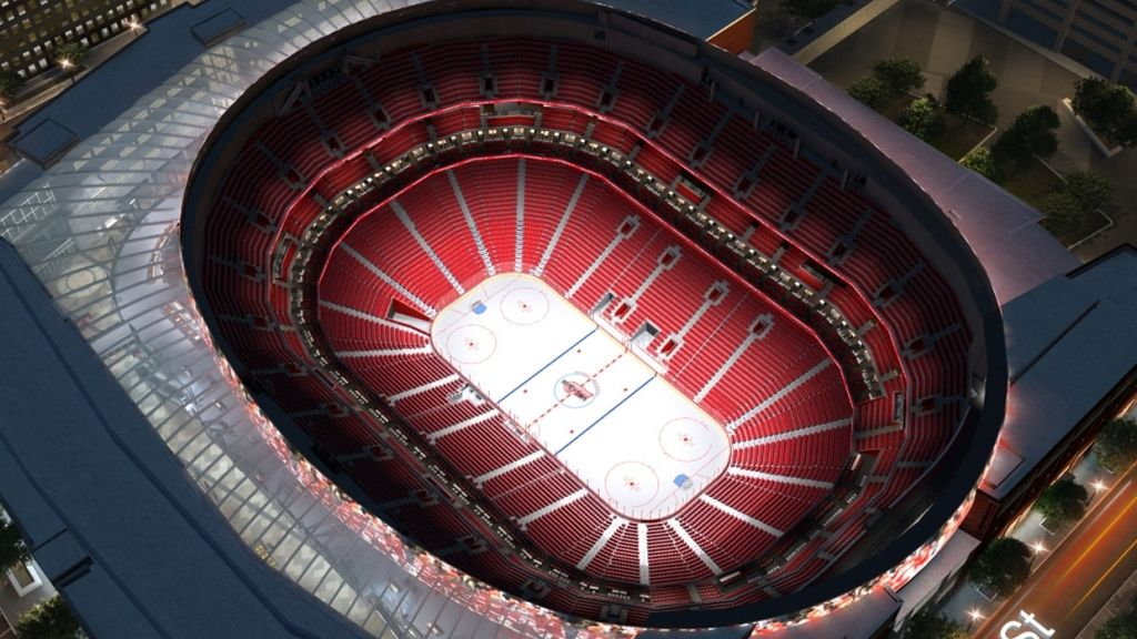 The Awesome And Also Gorgeous Red Wings In 2020 Seating Charts