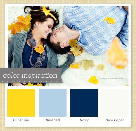 Yellow Blue And White Color Palette 42 Blue Color Schemes Blue