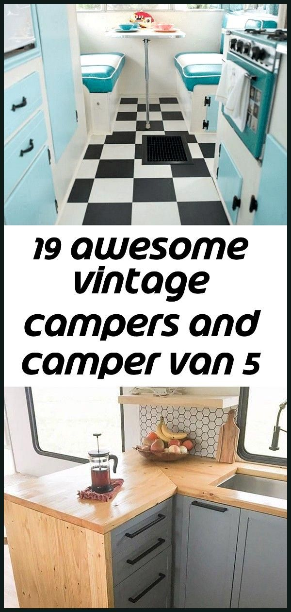 19 awesome vintage campers and camper van 5 19 Awesome Vintage Campers and Camper Van vintagetopia