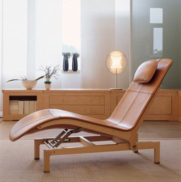 Giorgetti ELA Chaise Longue | REALLY COMFY | Pinterest