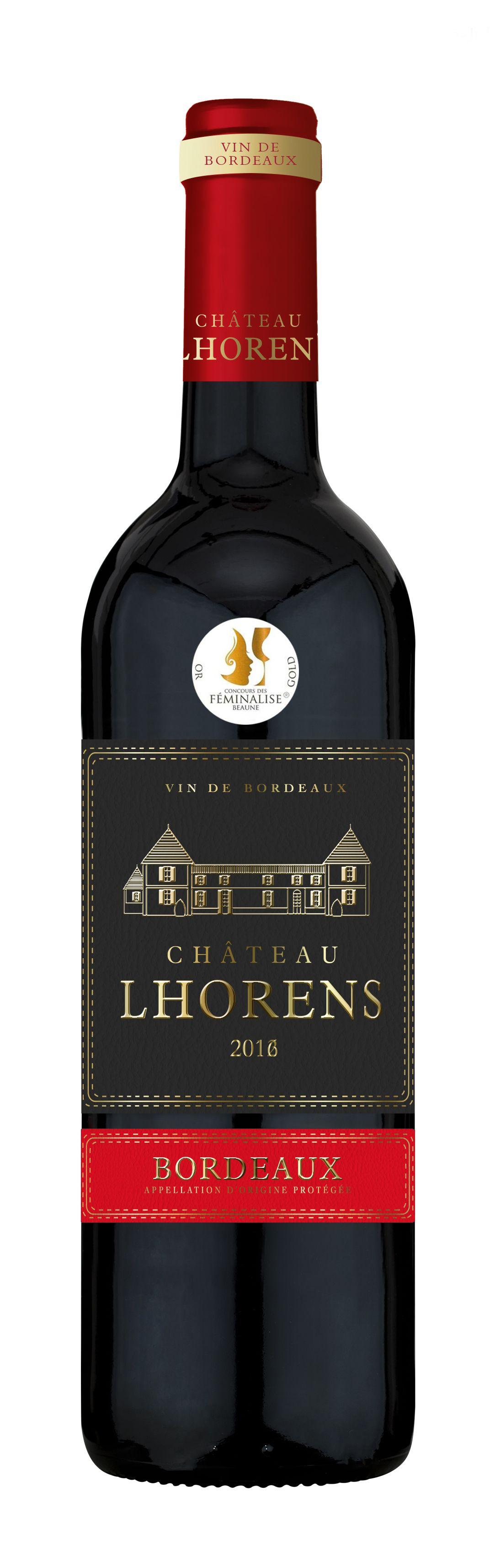 Chateau Lhorens Aop Bordeaux Bordeaux Wines Vin