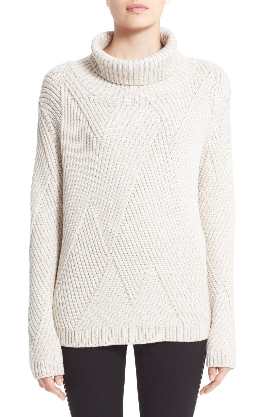 Rag u bone uBlitheu Merino Wool Turtleneck Sweater  Sweaters