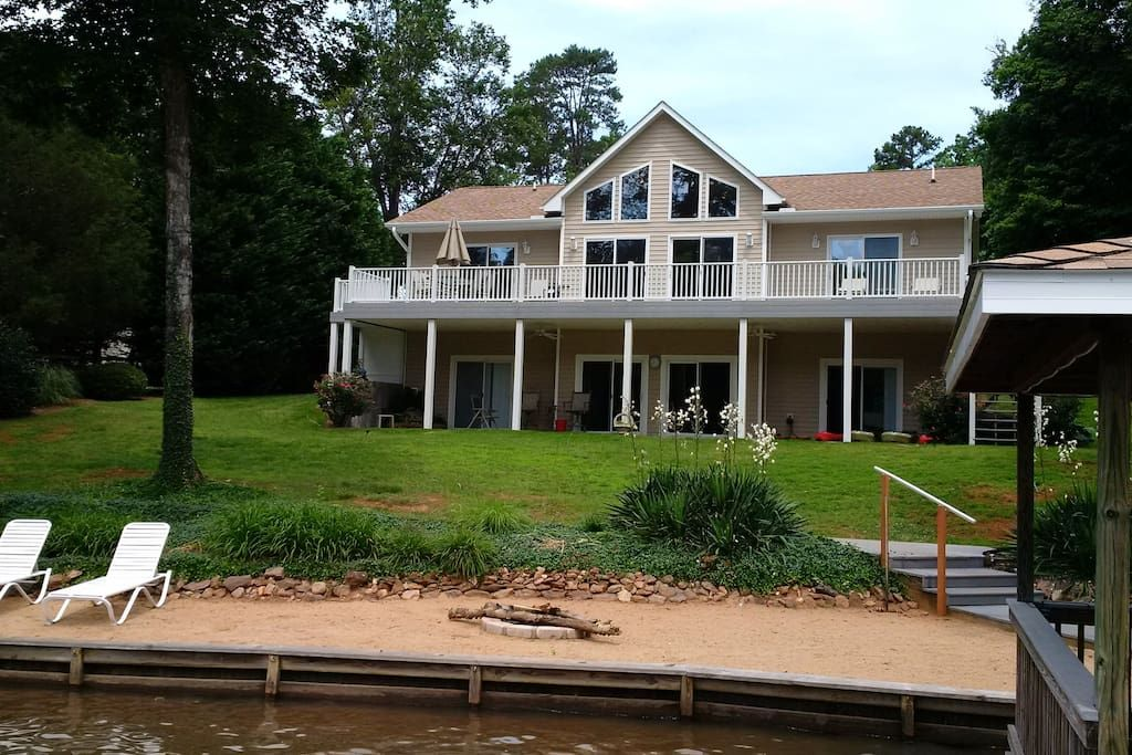 Check out this awesome listing on airbnb lake gaston