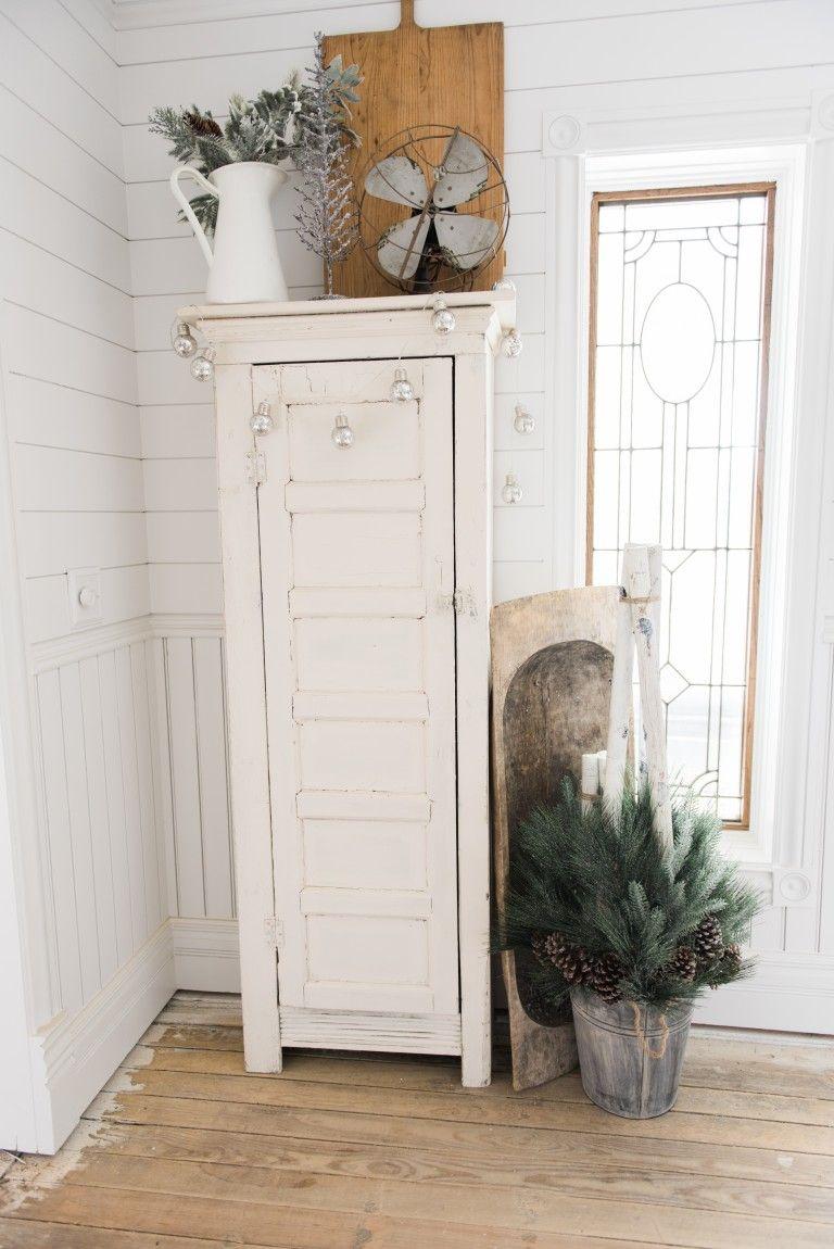 Esszimmer stil ideen rustic glam farmhouse christmas dining room  bauernhaus esszimmer