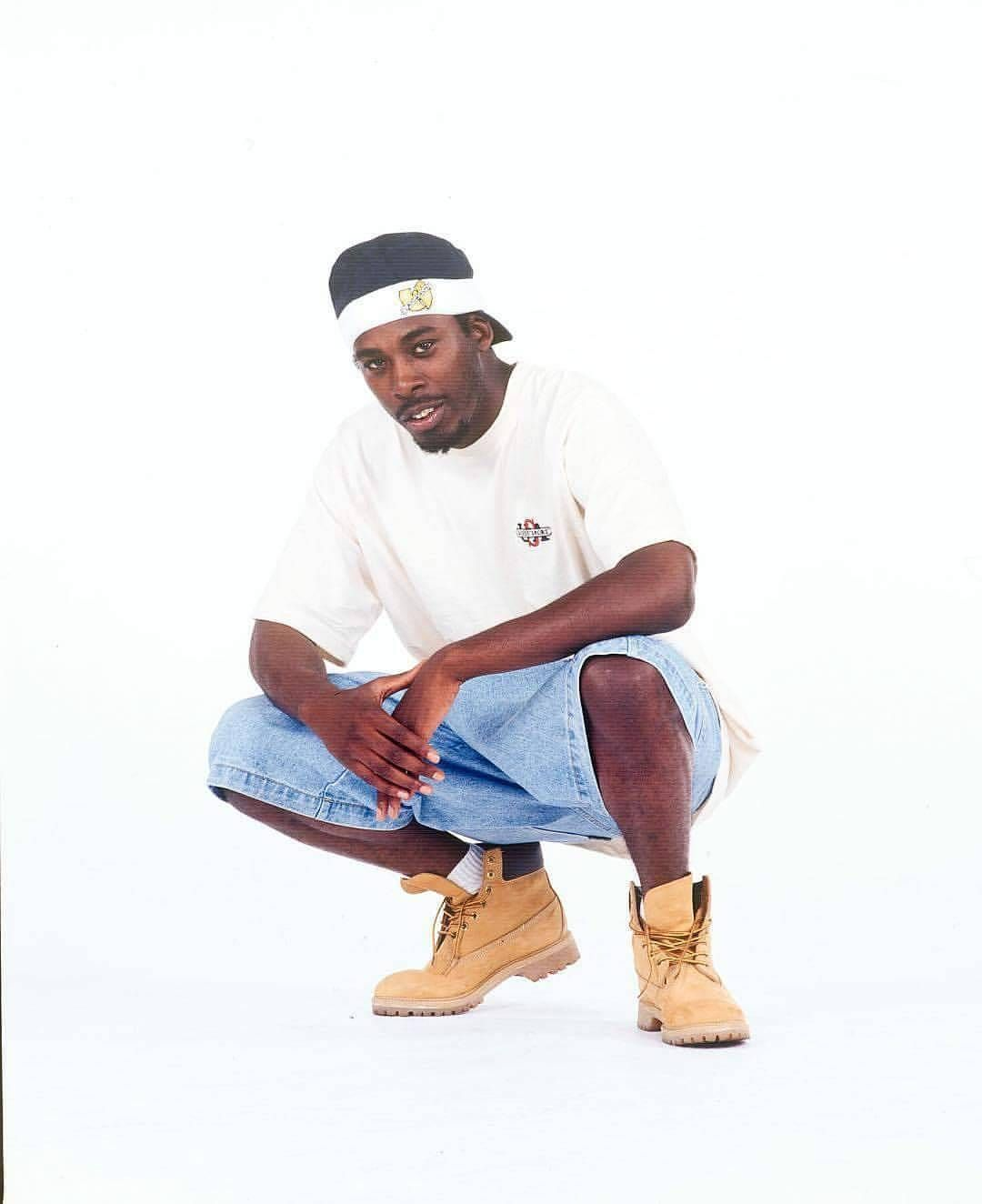 GZA pose for a 1995 portrait in New York City. Photography by ...