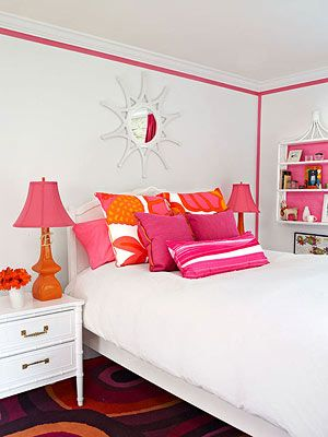 House Tour Colorful Home Decor Pink Bedroom Decor Bedroom