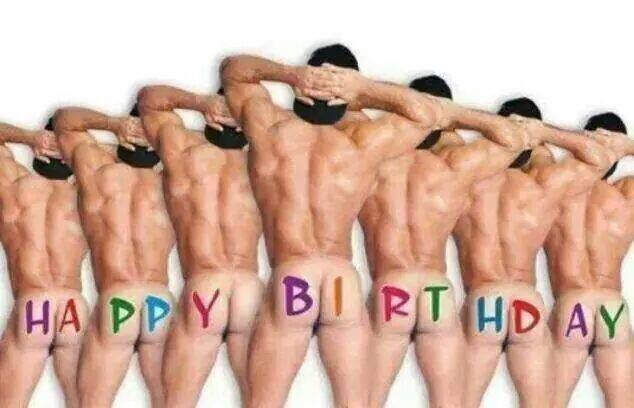 happy birthday naked guys