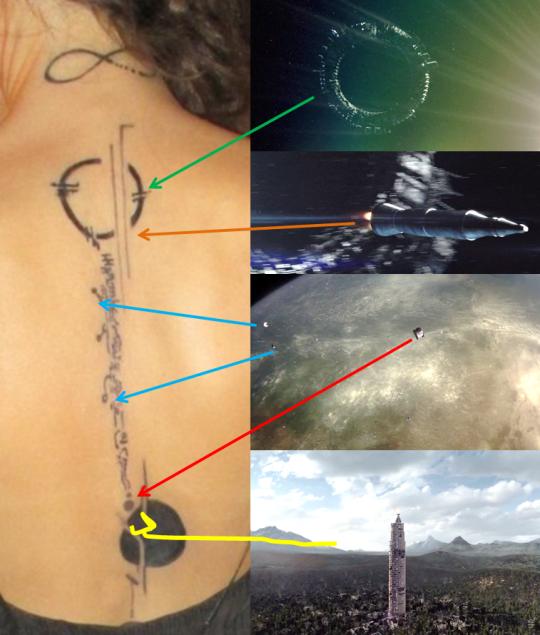 lexa tattoo | Tumblr | Clexa | Lexa the 100, The 100 quotes