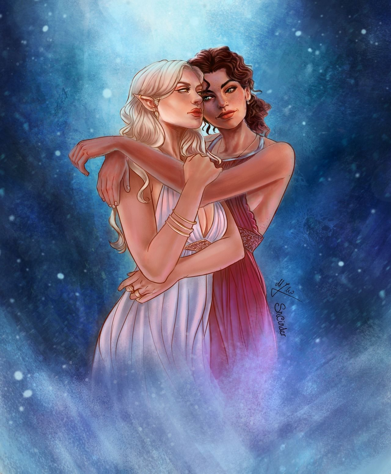Pin By Ren Atomvl On A Court Of Thorns And Roses Sarah J Maas