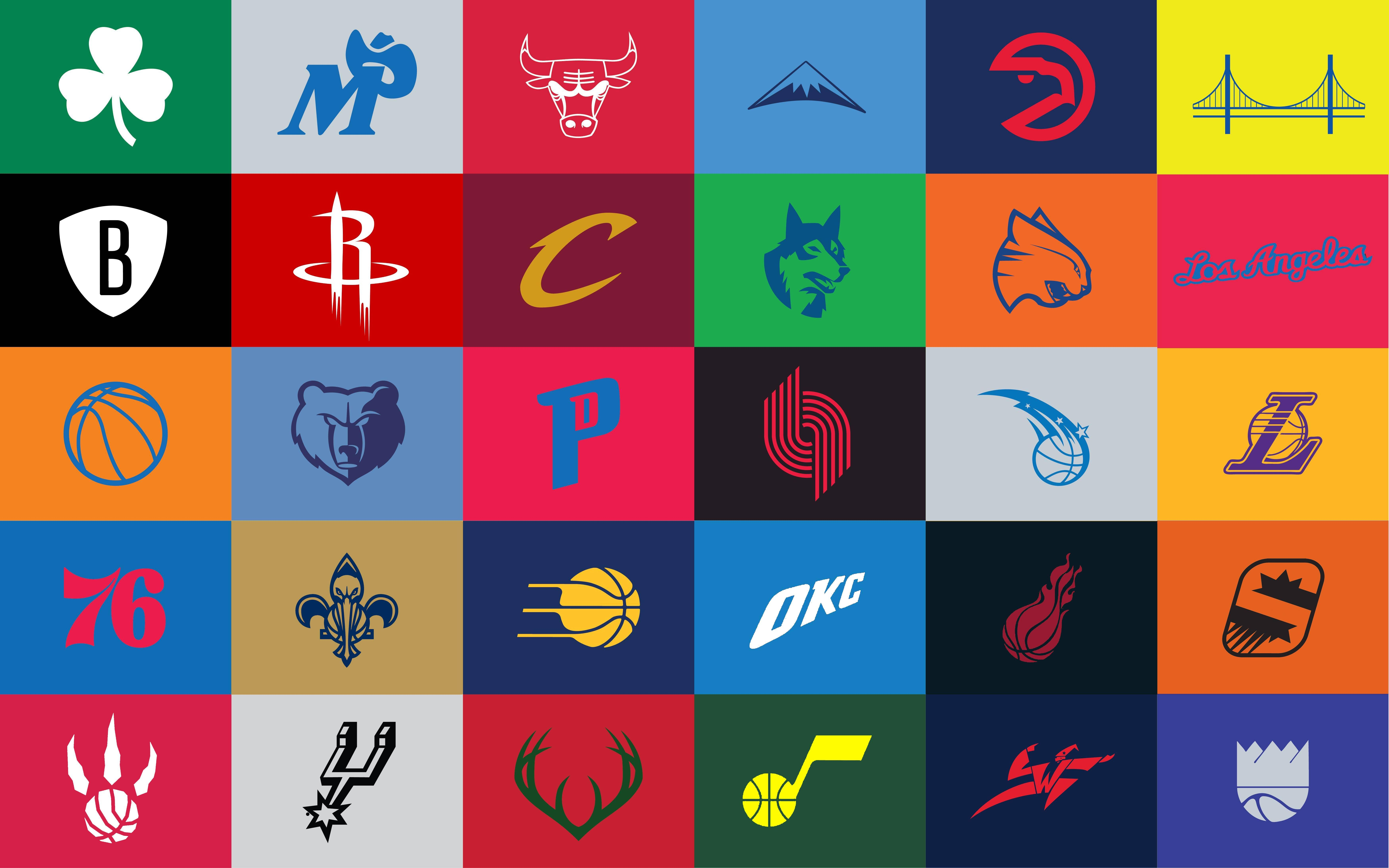 I Made A Few Adjustments To The Minimalist Nba Logos Wallpaper Made By U Dyoon19452 A Few Months Ago Nba Logo Team Wallpaper Basketball Wallpaper