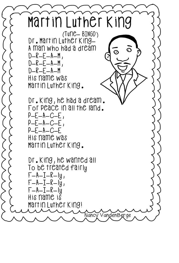 Historical Figures, MLK and Inventors | Escuela