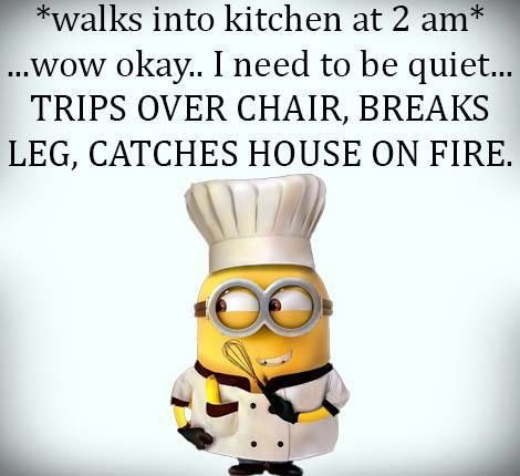 With My Luck This Could Happen Minions Friends Broken Leg Minions Funny