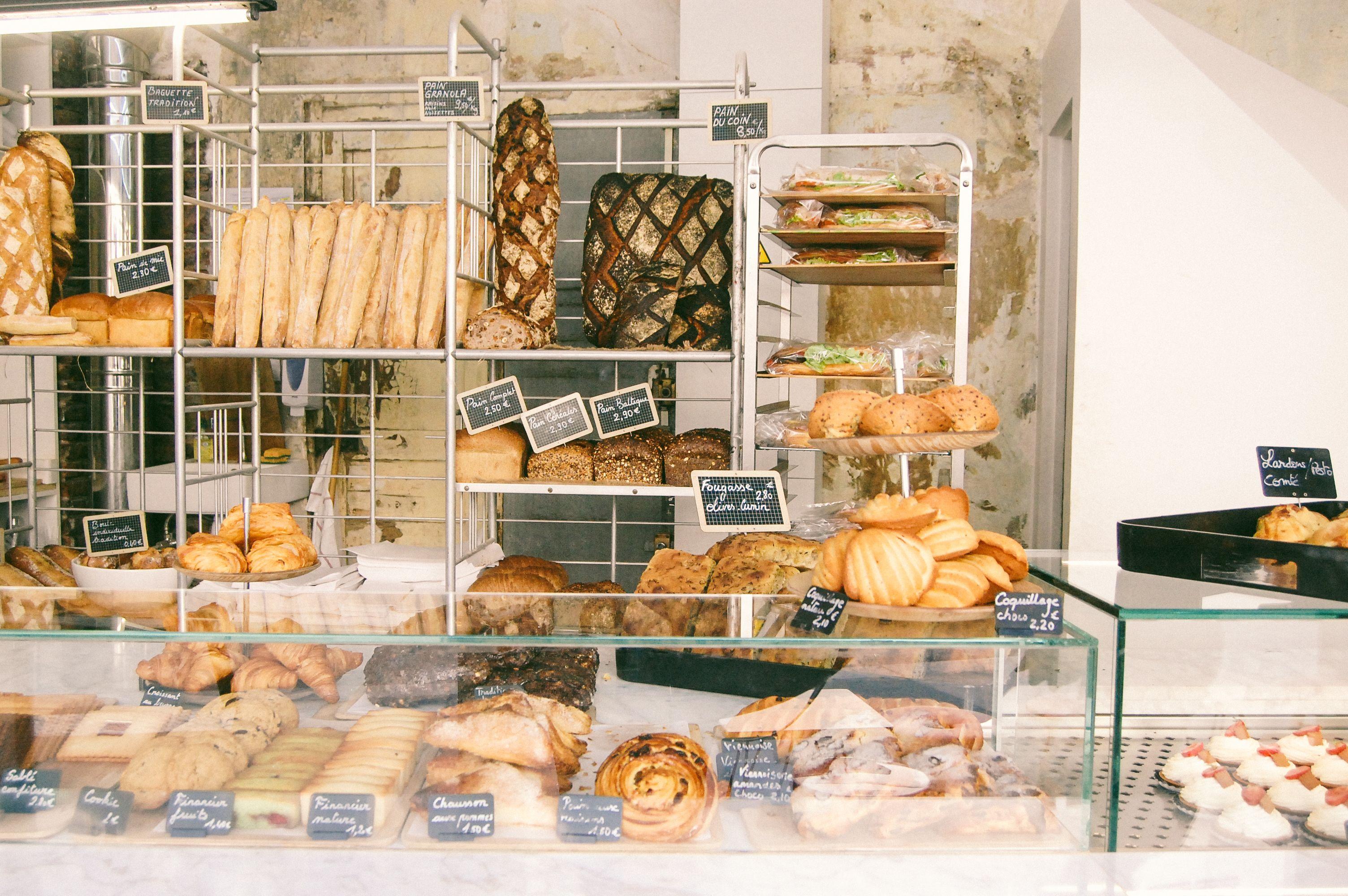 Top 1 Best croissant in Paris - Liberté