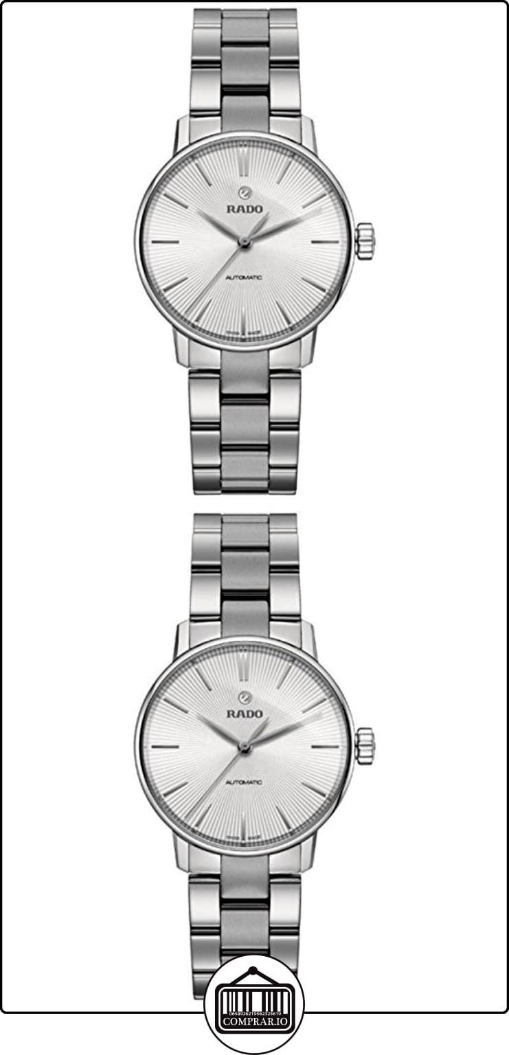 RADO COUPOLE RELOJ DE MUJER AUTOMÁTICO 32MM CORREA DE ACERO R22862013  ✿ Relojes para mujer - (Lujo) ✿