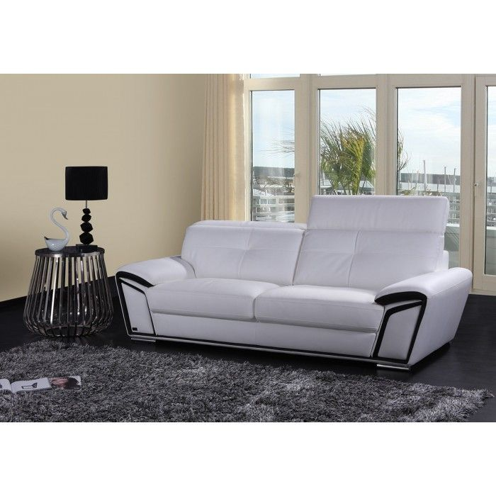 This Is A Beautiful Modern Profile Design Section Sofa, It Has Eco Leather  Material Your