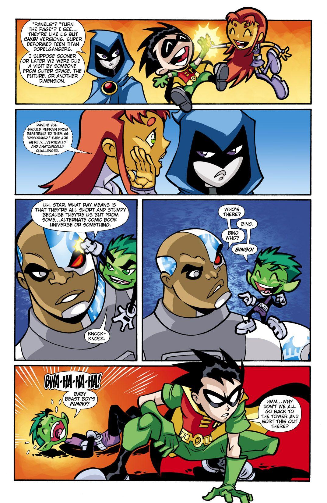 Pin On Teen Titans-7770