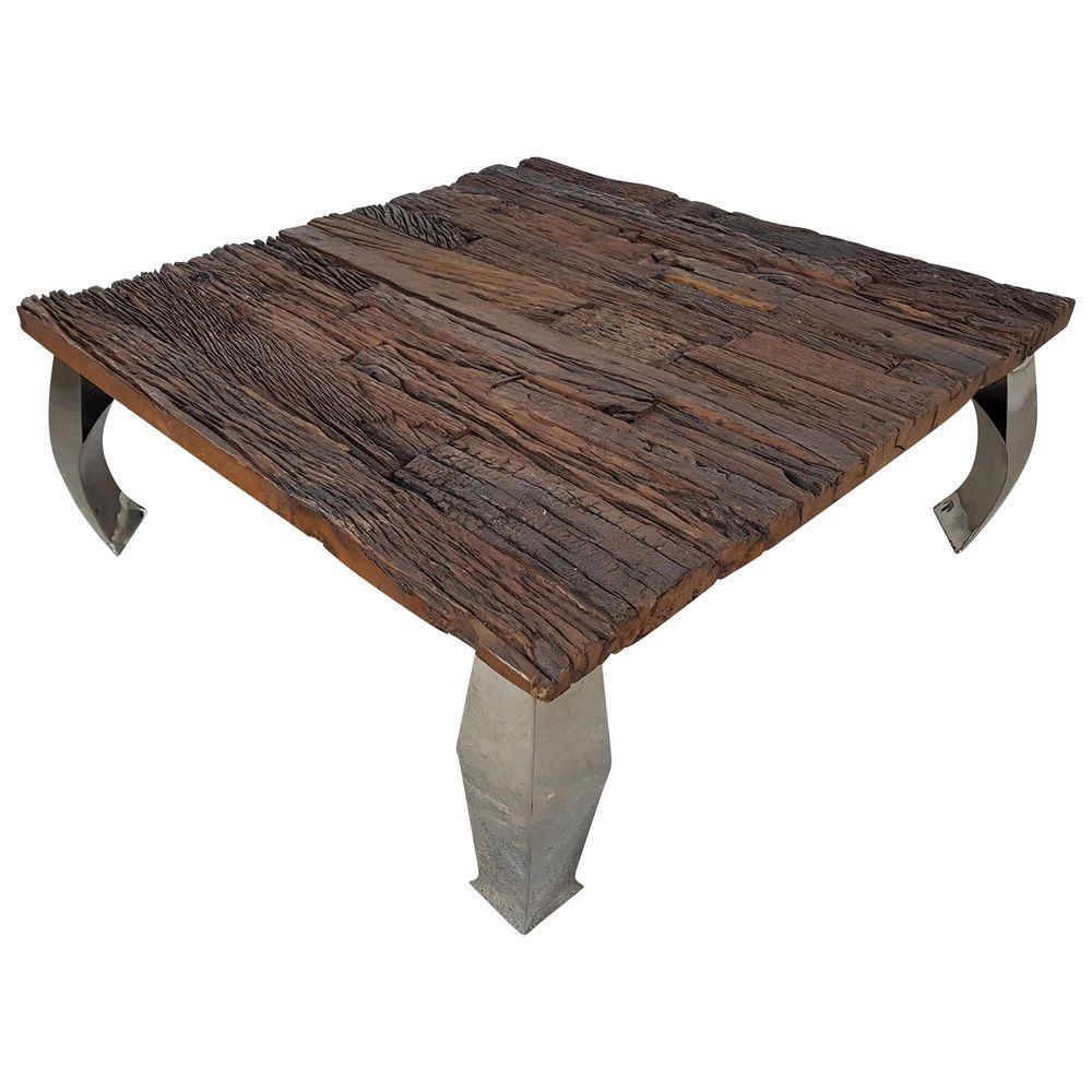 Couchtisch Wohnzimmertisch Sofa-Tisch Loungetisch Schwemmholz ...