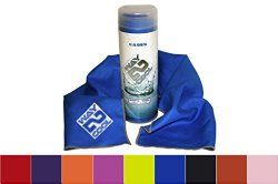 Way 2 Cool Microfiber Cooling Towel By Cages There Is No Easier
