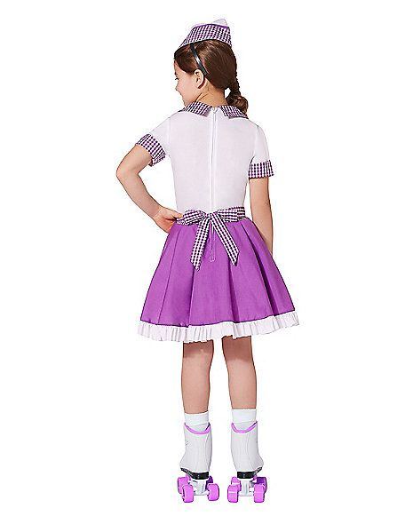 Kids Soda Pop Cutie Waitress Costume - Spirithalloween.com  sc 1 st  Pinterest & Kids Soda Pop Cutie Waitress Costume | Costumes and Halloween costumes