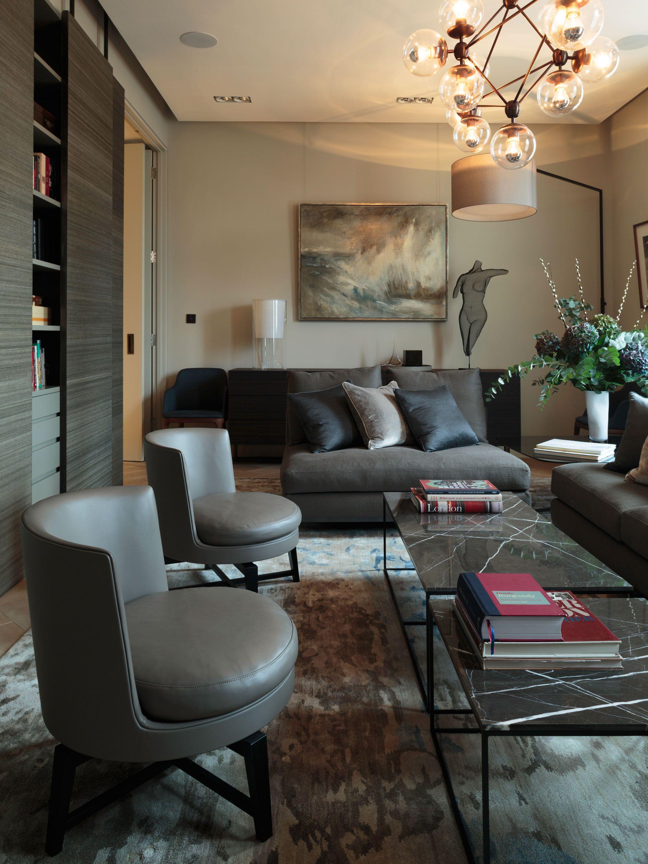 Contemporary interior design by leading London interior designers ...