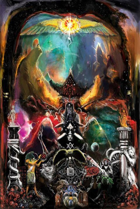 The Arcane Conception by Mitchell Nolte