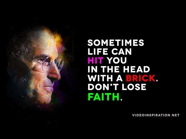 Steve Jobs Inspiring Speech Most Important Life Lesson For All