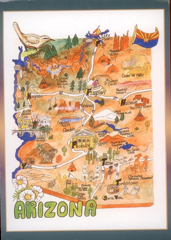 Maps on the Web: Photo | travel in 2019 | Arizona travel, Phoenix ...