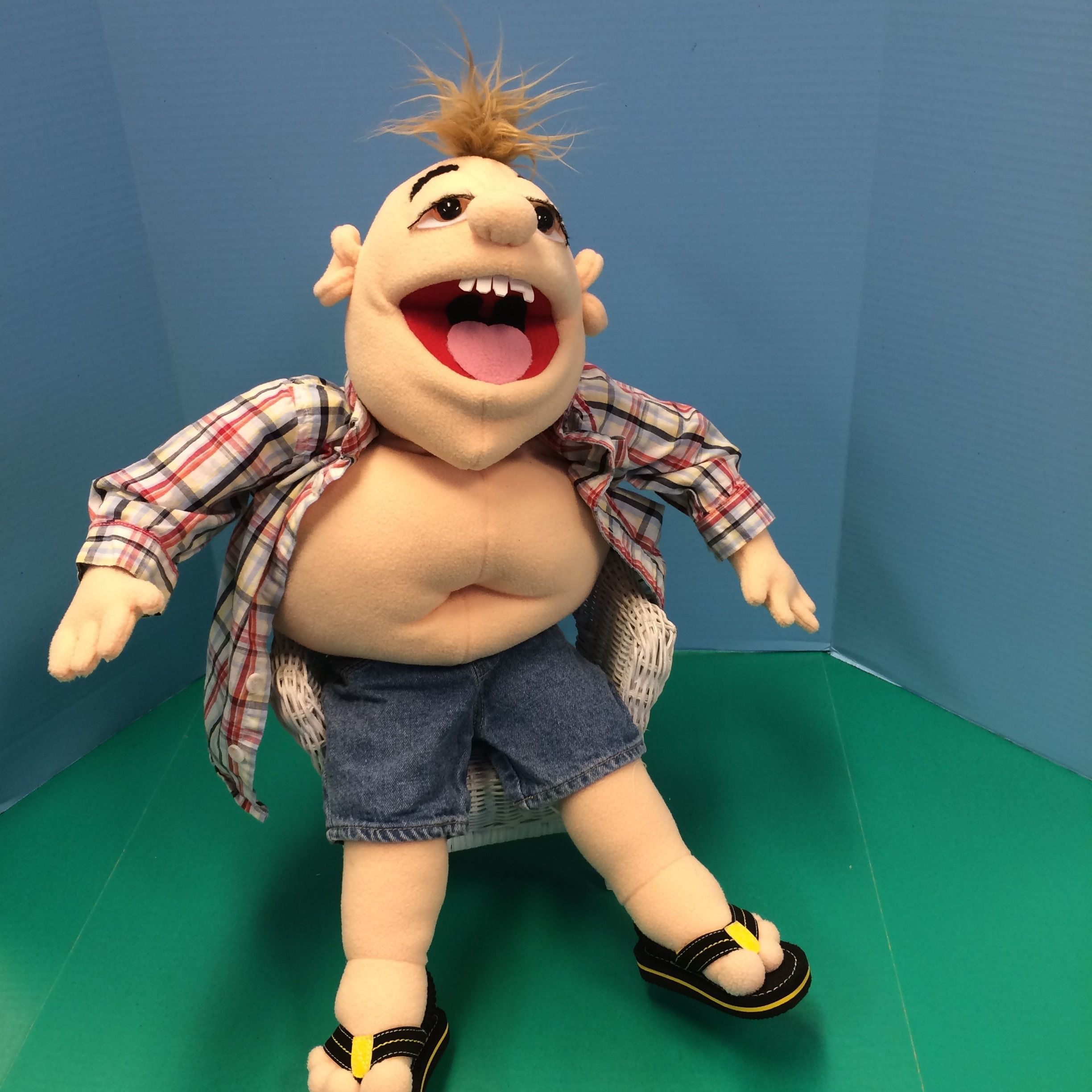 goodman puppet for sale. super mario, the large, puppets, logan, jean sandals goodman puppet for sale