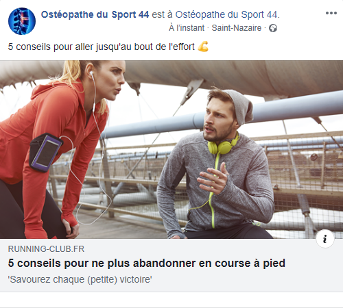 Osteopathe Du Sport 44 Osteopathe Saint Nazaire Cedric De Tombeur Sport Osteopathie Saint Nazaire