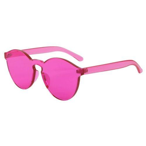 Unisex-Fashion-Transparent-Frame-Glasses-Eyewear-Accessories-For-Men-Women-USA