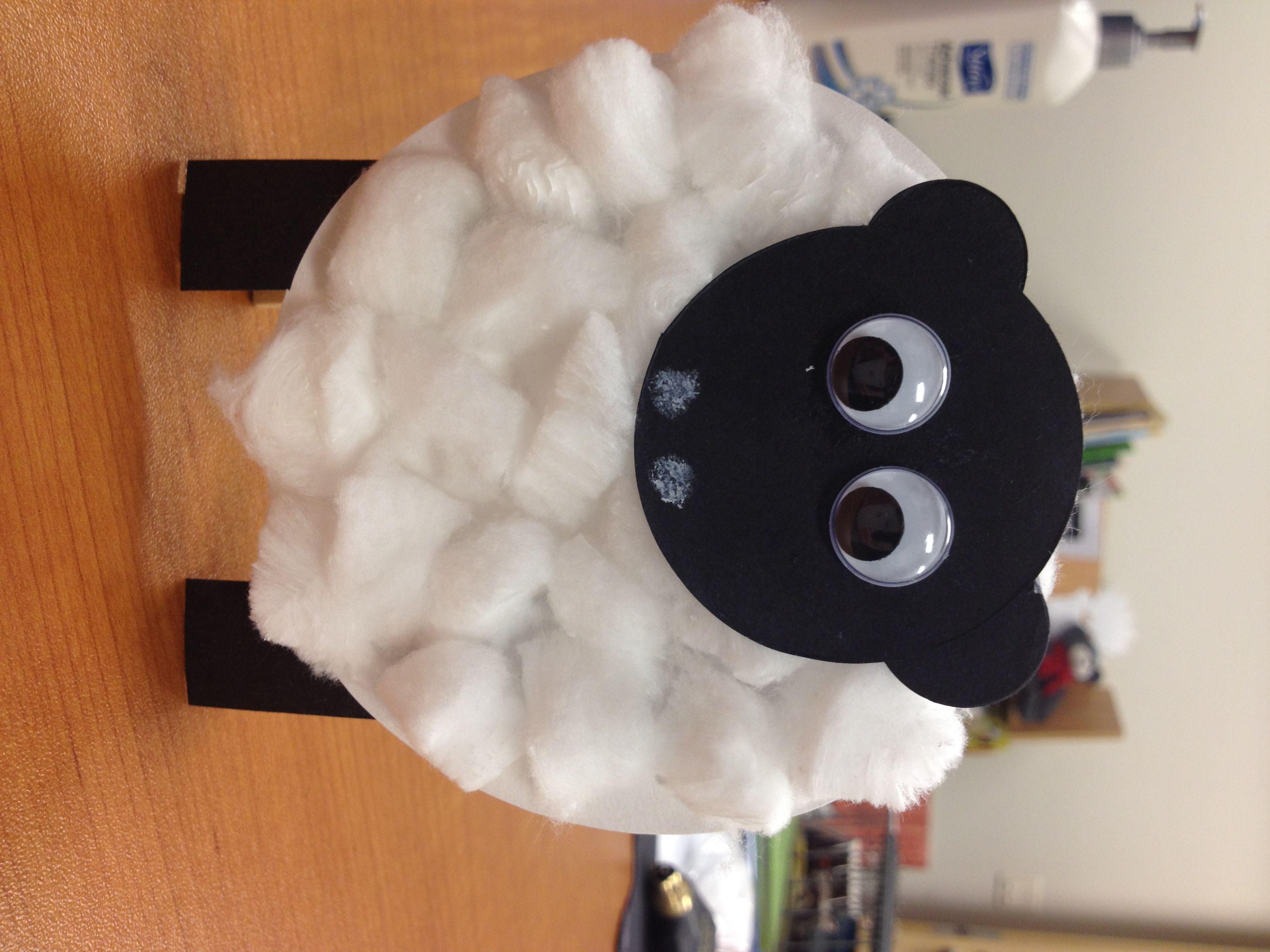 Sheep Storytime