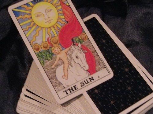 Single Card Tarot Reading | TruthInLight - Instructional on ArtFire