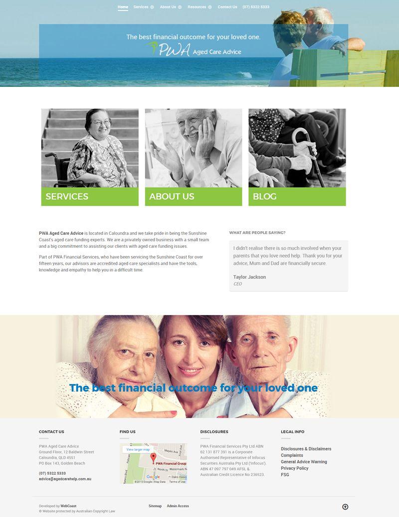 Websites for old people