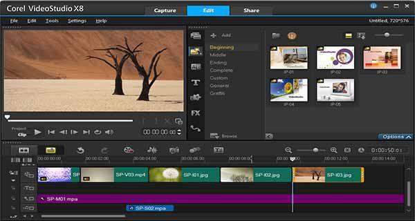15 Aplikasi Edit Video Pc Terbaik Ringan Dan Gratis 2019 Phoneranx Video Studio Free Download Video