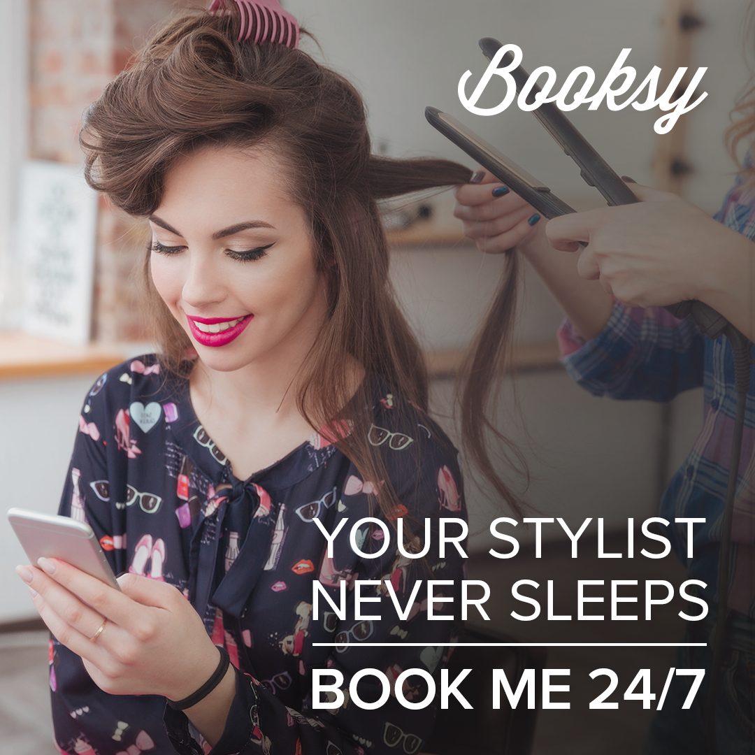 With booksy app appointments are made easy. Online