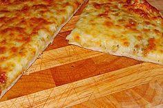Roros geniale und weltbeste Knoblauchpizza von Stift1   Chefkoch