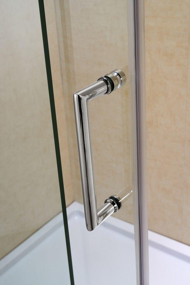 Sliding Glass Shower Door Handles & Sliding Glass Shower Door Handles | Glass Shower Doors | Pinterest ...