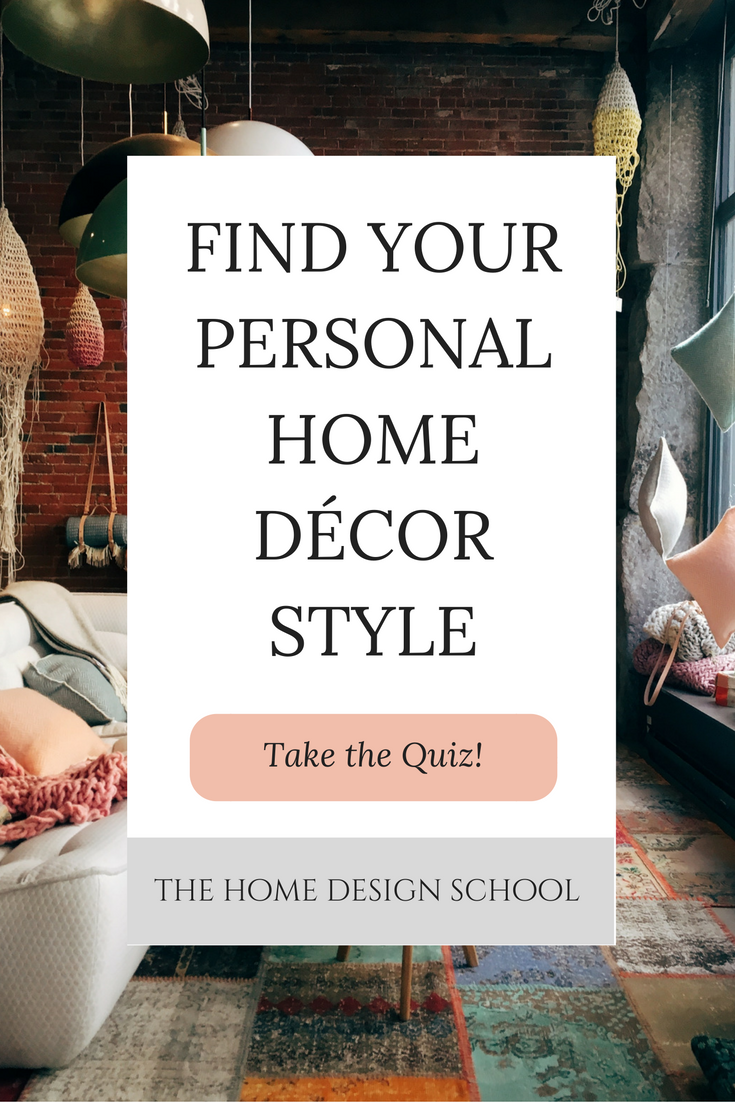 Quintessentially quirky feather nester what will you be for Kitchen design style quiz