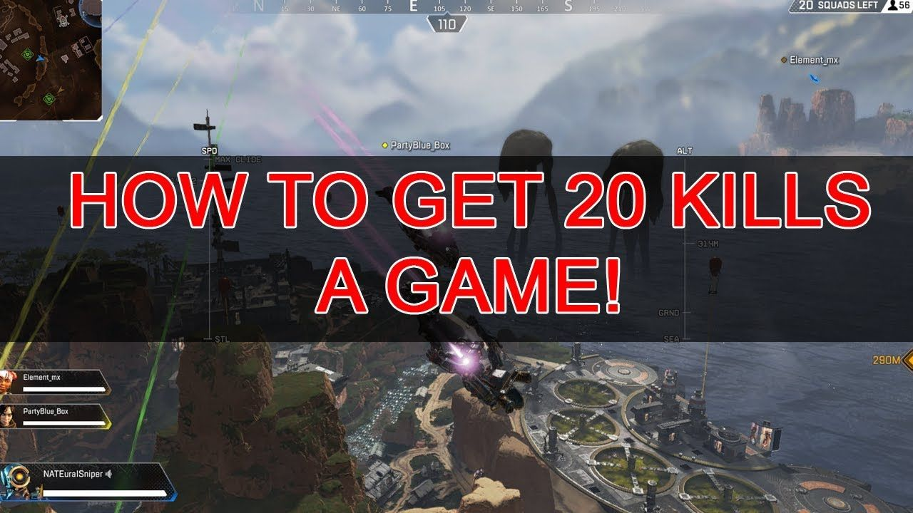 Watch and learn how to Play Pathfinder as Shroud - Apex Legends Pro