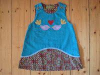 Ein Gretje Kleidchen von Frau Galotti