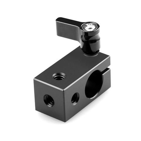 """SmallRig 15mm Rod Clamp 2pcs with 1//4/""""-20 Threads for 15mm Rail Support System"""