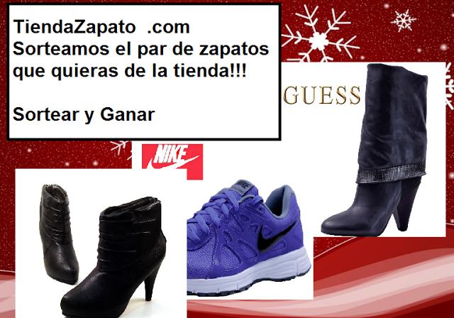 Estilo y hogar: Sorteo regalos de navidad: Los zapatos que tu quieras.