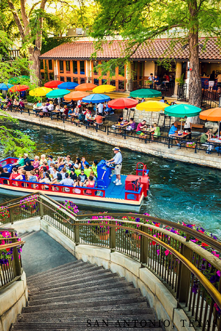 While San Antonio May Be Best Known For The Alamo It Has Dozens Of Additional Attractions Such As T San Antonio Restaurants San Antonio River Mortgage Lenders