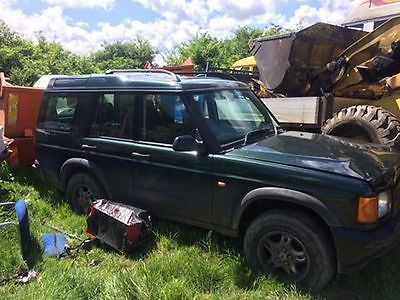 eBay: land rover discovery td5 breaking all parts available ...