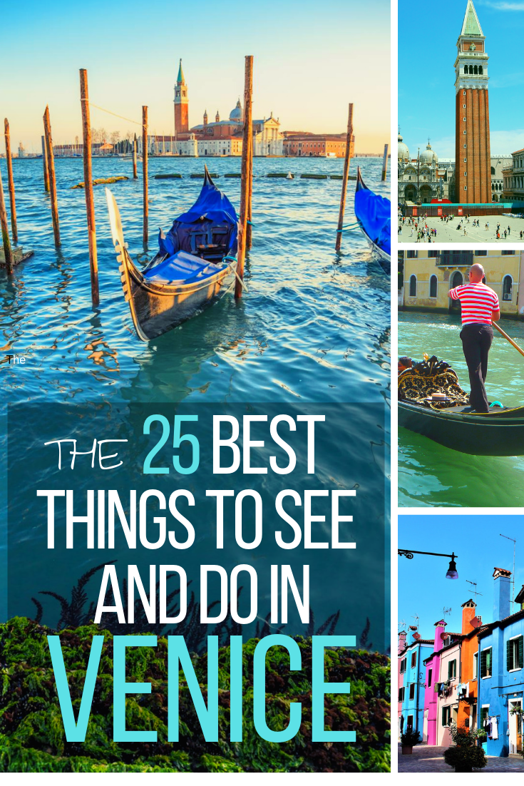 Photo of Venice Bucket List – 25 Best Things to See and Do in 2020